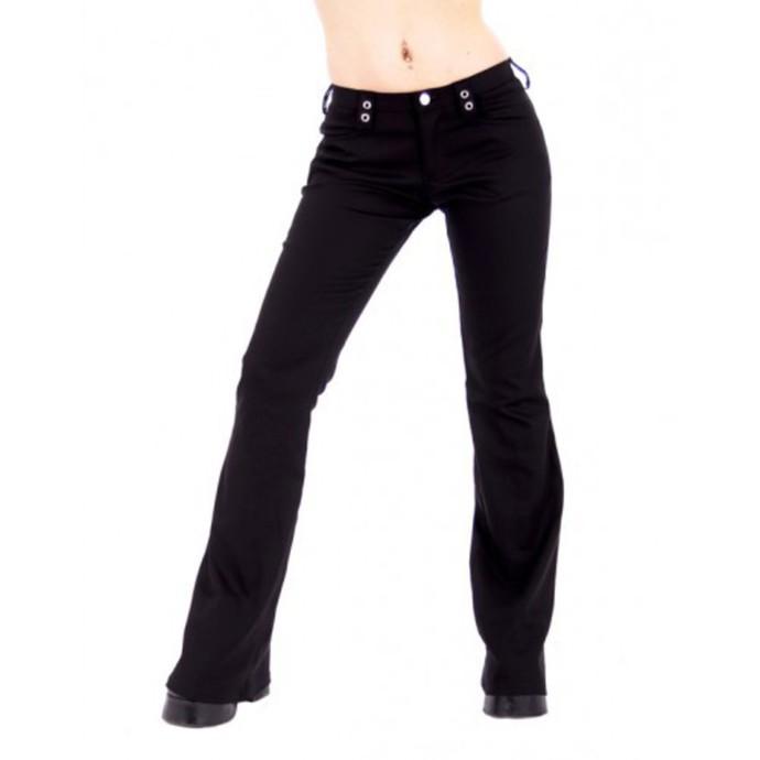 kalhoty dámské Aderlass - Scary Hipster Denim Black