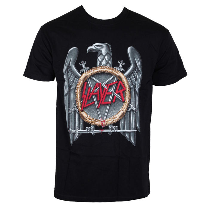 tričko pánské Slayer - Eagle - ROCK OFF
