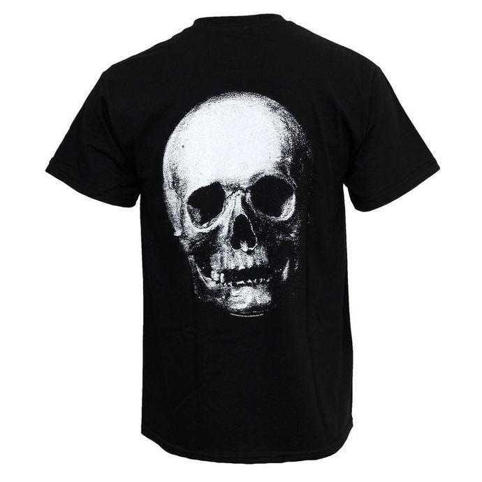 tričko pánské Satyricon - Black Crow On A Tombstone - RAZAMATAZ