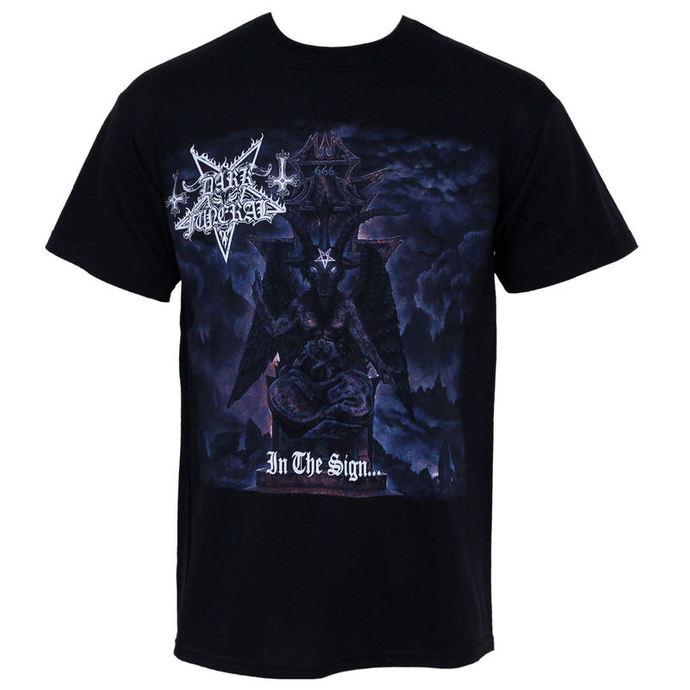 tričko pánské Dark Funeral - In The Sign