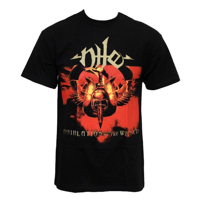 tričko pánské Nile - Annihilation Of The Wicked - RAZAMATAZ