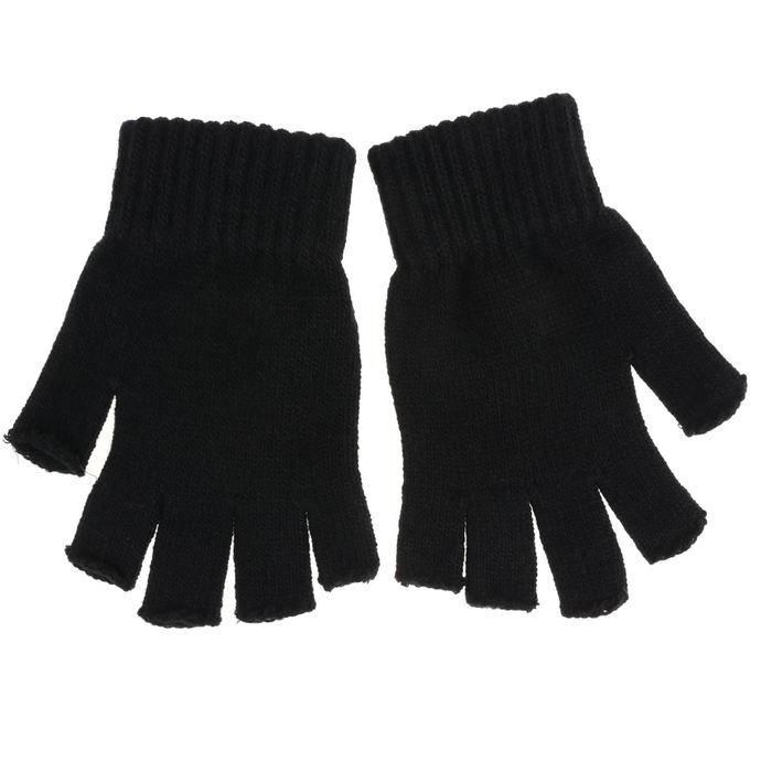 rukavice bezprsté AC/DC - Logo - FG011