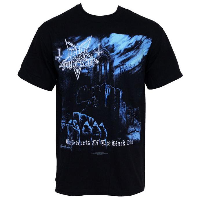 tričko pánské Dark Funeral - Secrets of the Black Arts