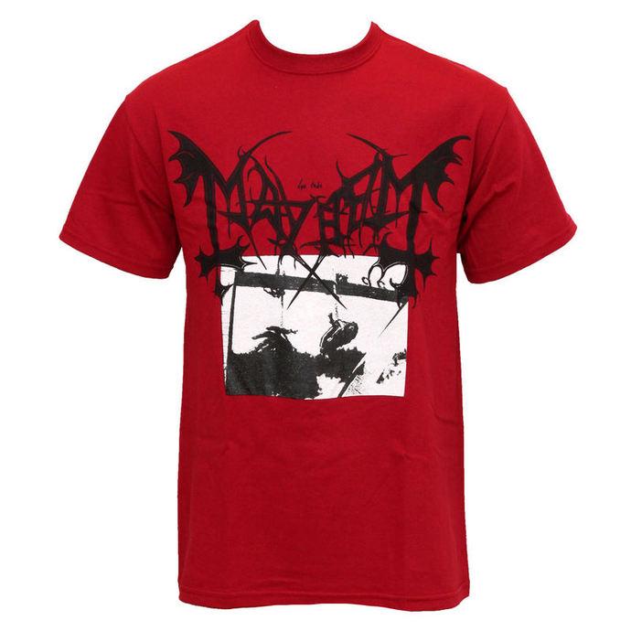 tričko pánské Mayhem - Deathcrush - ST1066