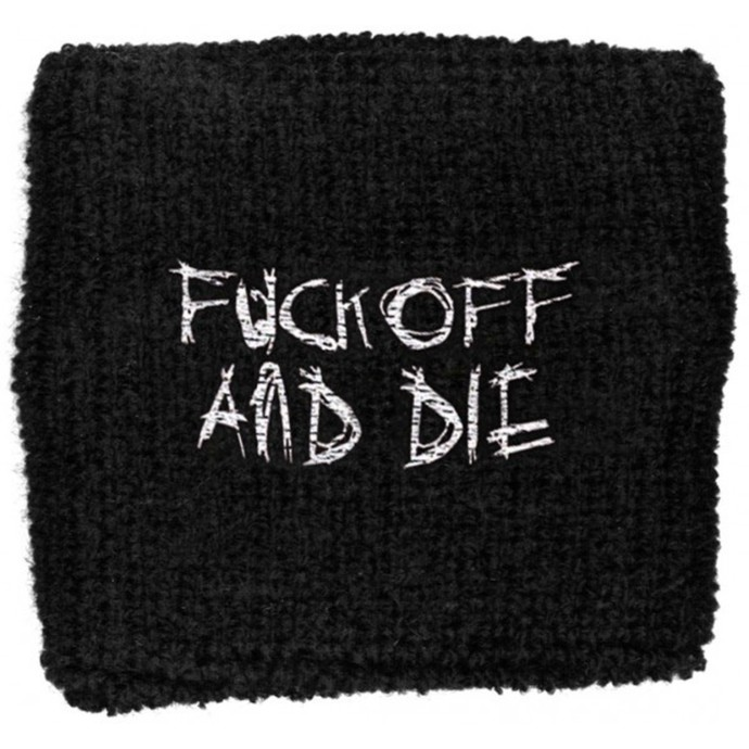 potítko Darkthrone - Fuck Off and Die - WB154