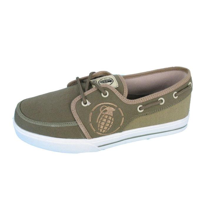 boty GRENADE - Boat shoes