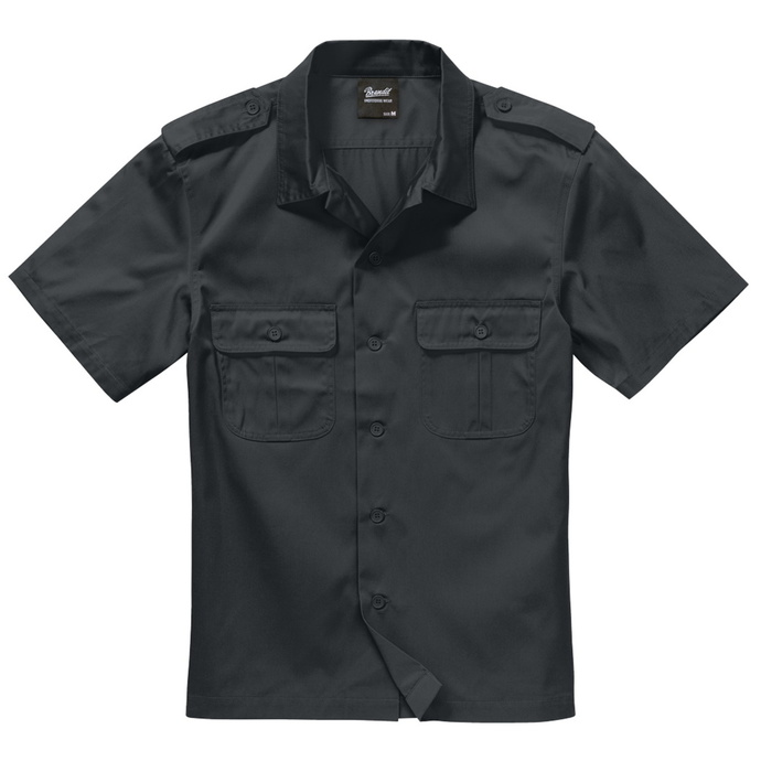 košile pánská BRANDIT - US Hemd 1/2