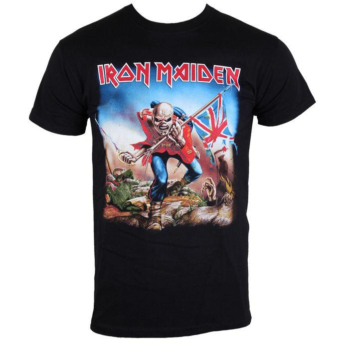 tričko pánské Iron Maiden - The Trooper - ROCK OFF