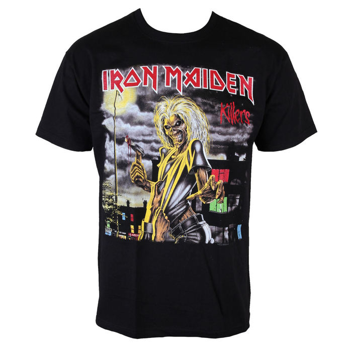 tričko pánské Iron Maiden - Killers - ROCK OFF