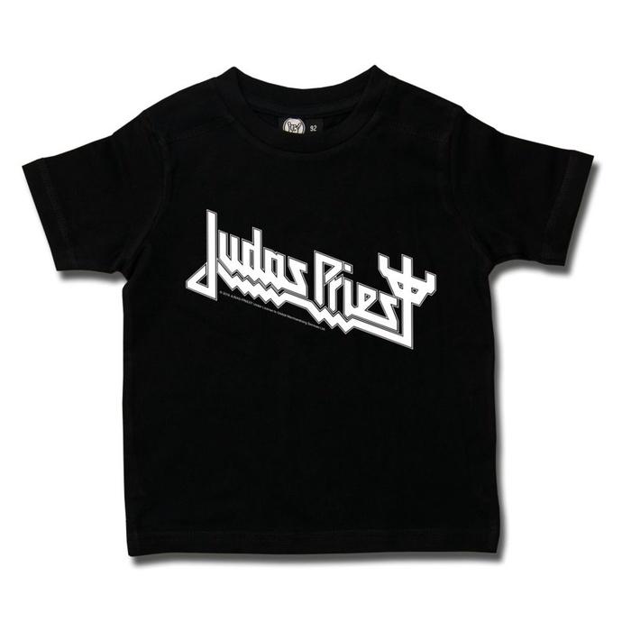 tričko dětské Judas Priest - (Logo) - black - Metal-Kids