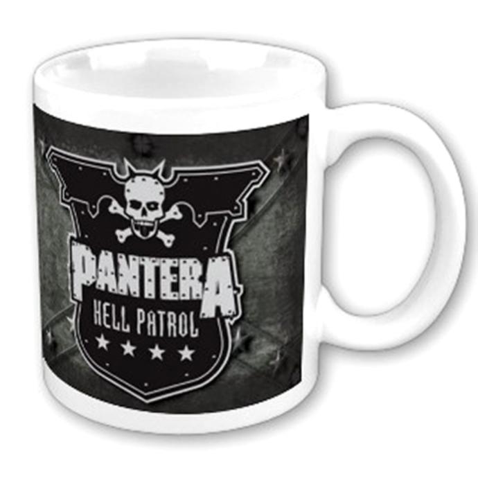 hrnek Pantera - Hell Patrol - ROCK OFF