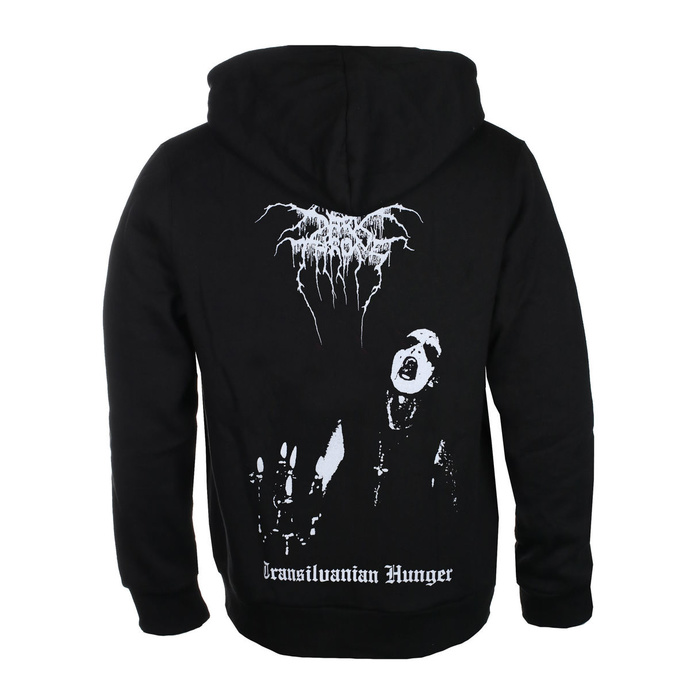 mikina pánská se zipem Darkthrone - Transilvanian Hunger - RAZAMATAZ
