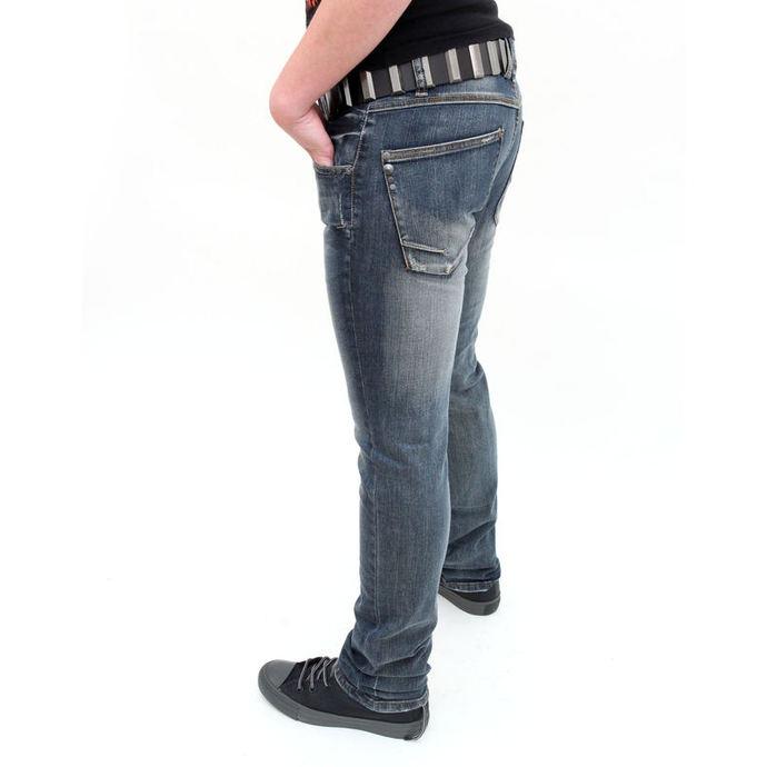 kalhoty dámské (jeansy) FOX - Dirty Deeds Boyfriend