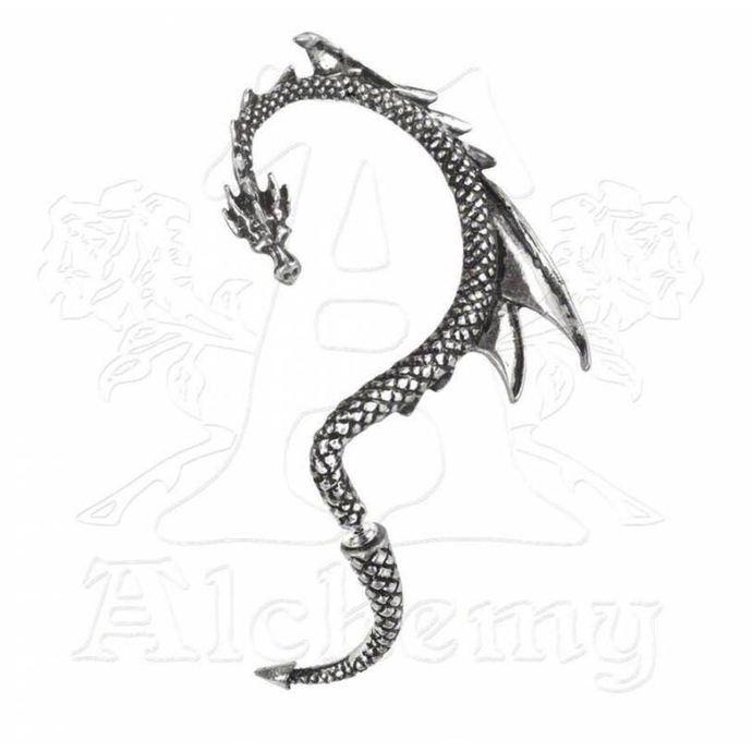 náušnice The Dragon's Lure (levé ucho) ALCHEMY GOTHIC