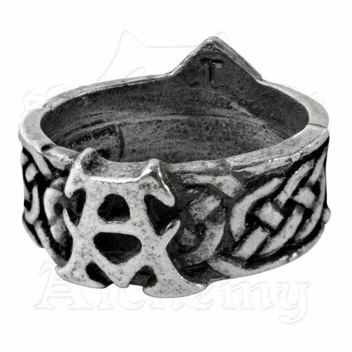 prsten Celtic Theurgy-Ring ALCHEMY GOTHIC