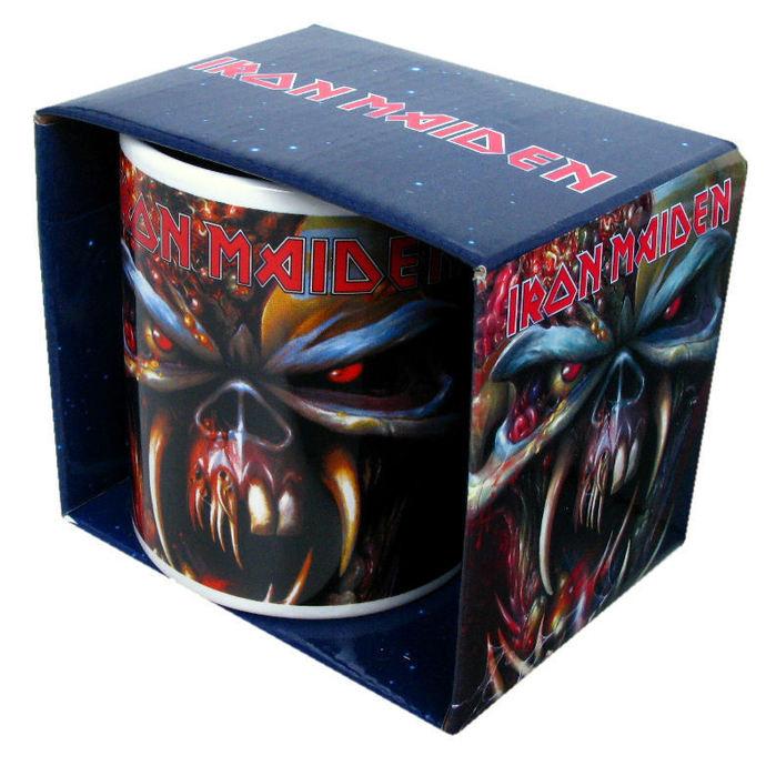 hrnek Iron Maiden - Final Frontier - ROCK OFF