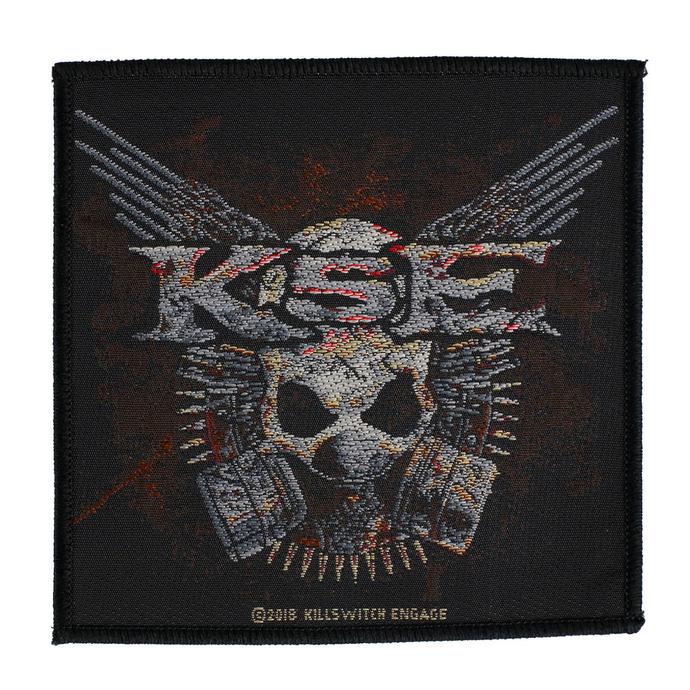 nášivka Killswitch Engage - Gas Mask - RAZAMATAZ