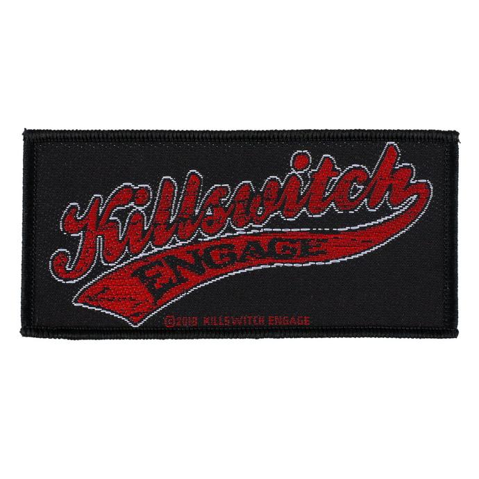 nášivka Killswitch Engage - Logo - RAZAMATAZ
