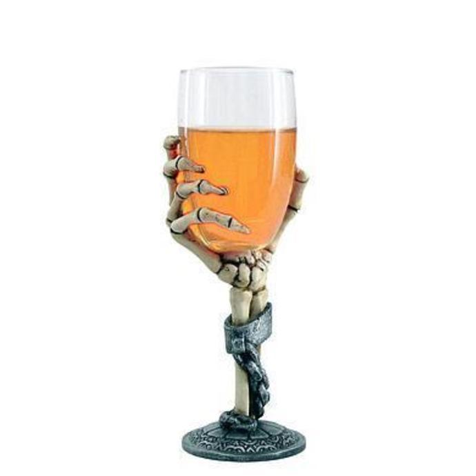 sklenička Claw Goblet