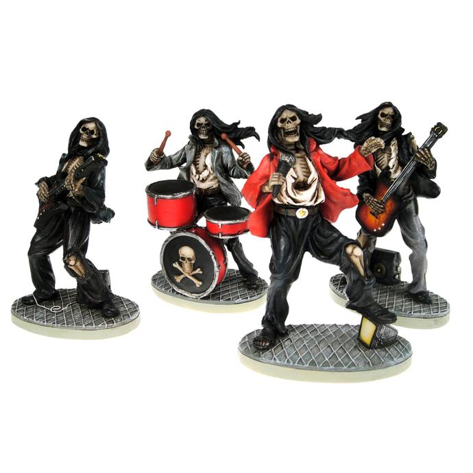 figurky (4xkusy), dekorace Pekelné kapely