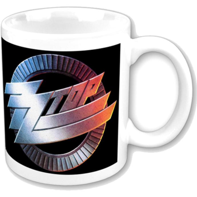hrnek ZZ Top - ZZ Top Logo Mug - ROCK OFF
