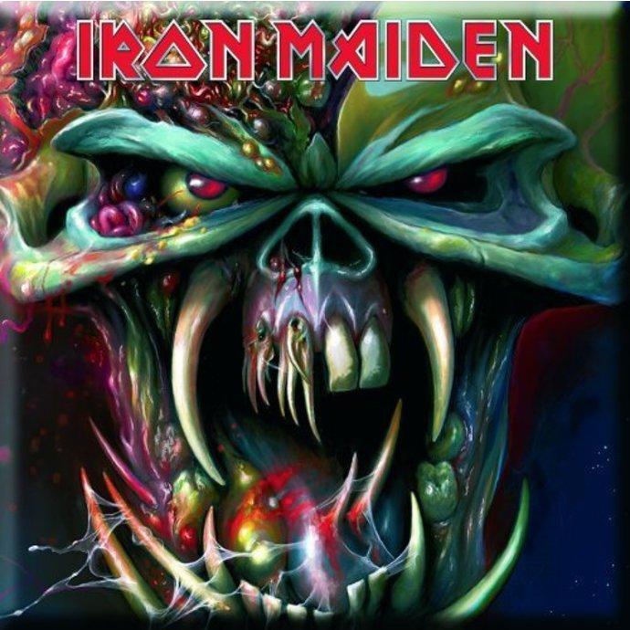 magnet Iron Maiden - The Final Frontier Fridge Magnet - ROCK OFF