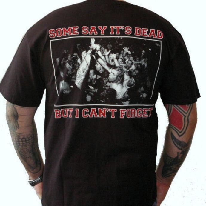 tričko pánské Death Before Dishonor - baseball bat - RAGEWEAR