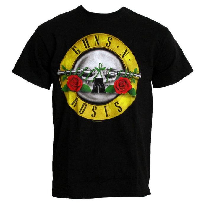 tričko pánské Guns N' Roses - Classic Logo - ROCK OFF