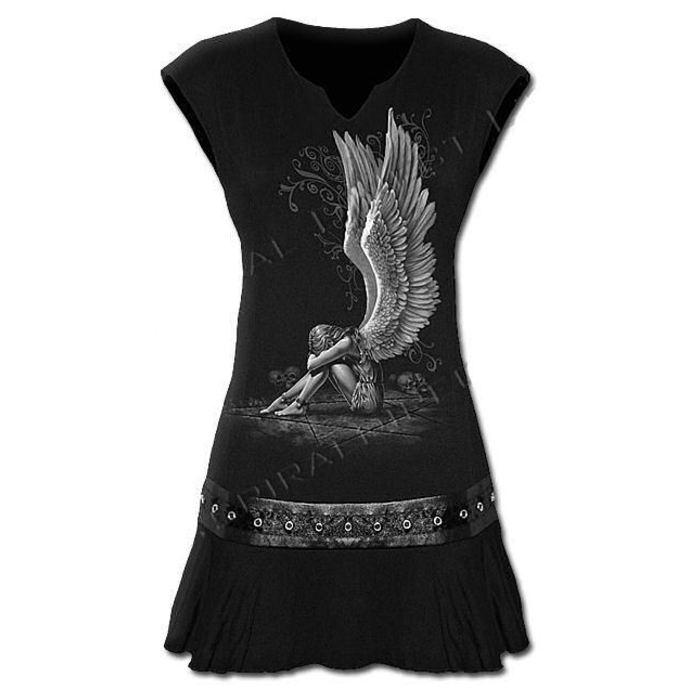 šaty dámské (top) SPIRAL - Enslaved Angel