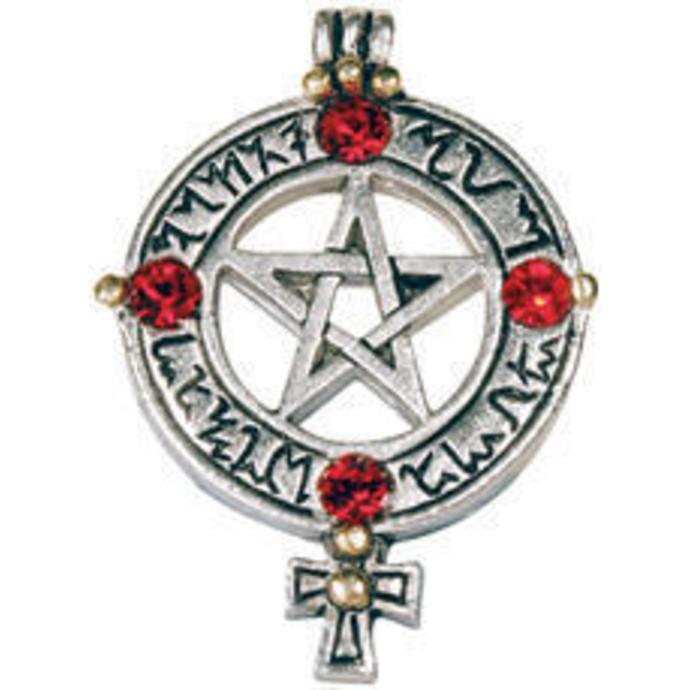 přívěšek Venusians Pentagram - EASTGATE RESOURCE