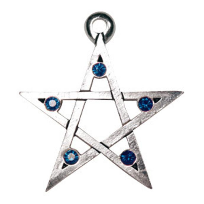 přívěšek Open Pentagram - EASTGATE RESOURCE