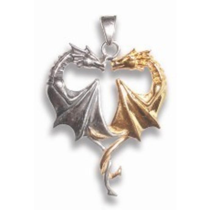 přívěšek Dragon Heart - EASTGATE RESOURCE