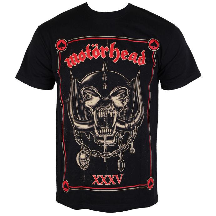 tričko pánské Motörhead - Anniversary - ROCK OFF