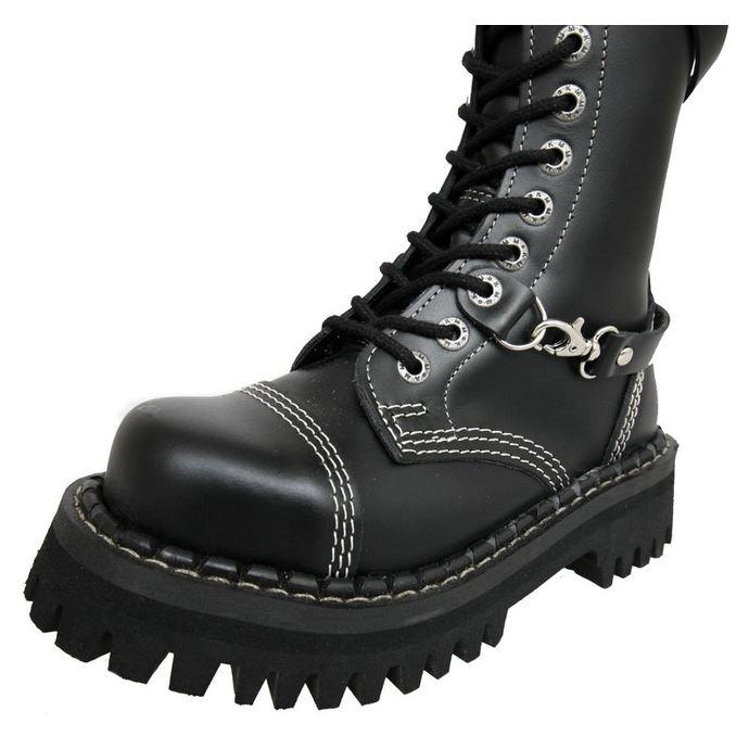 boty KMM 14dírkové - Black
