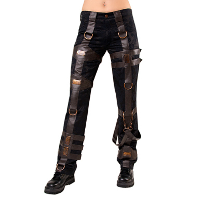 kalhoty Aderlass - Chase Pants Brocade
