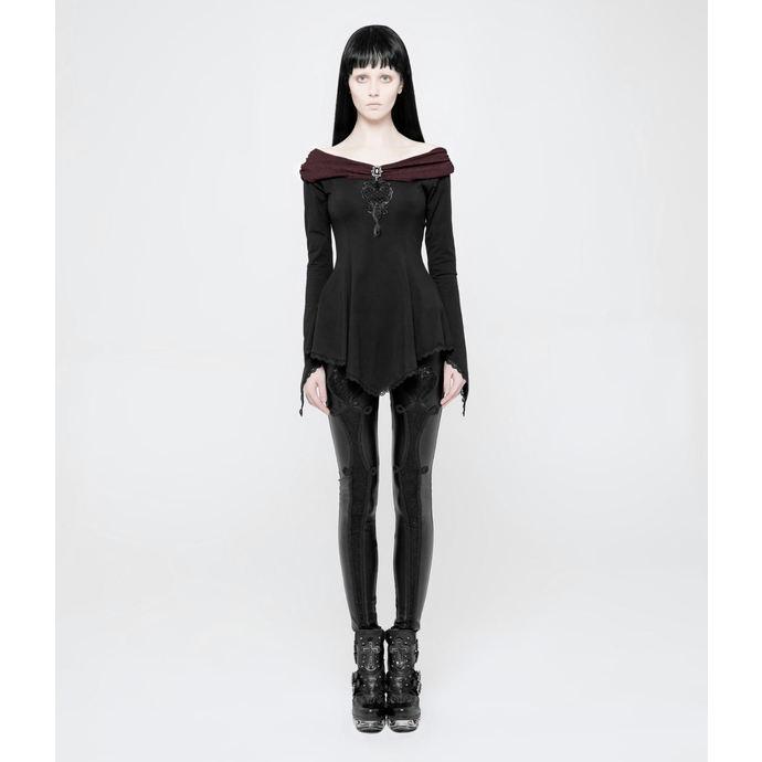 tričko dámské s dlouhým rukávem PUNK RAVE - Vespertine Gothic
