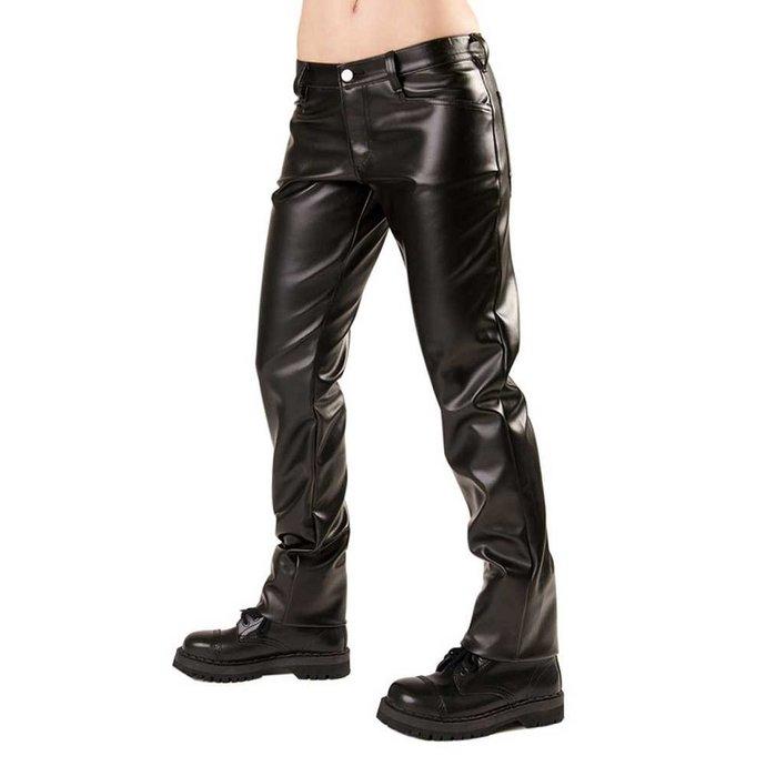 kalhoty Black Pistol - Close Pants Sky Black