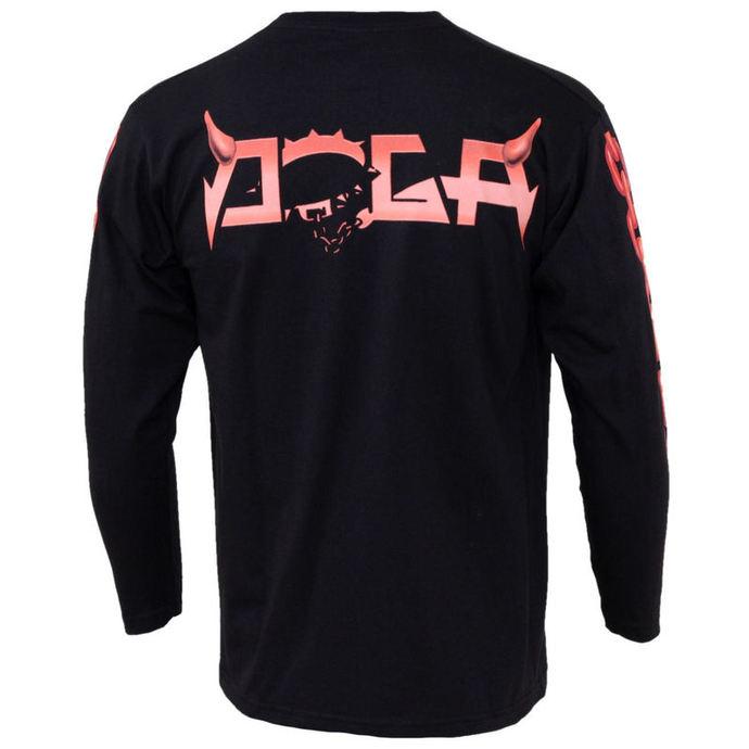 tričko pánské s dlouhým rukávem Doga Clan