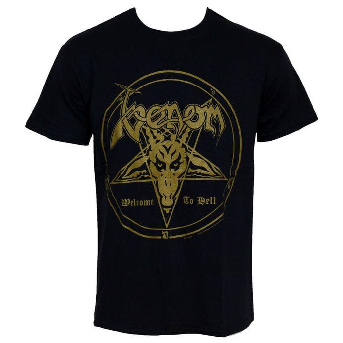 tričko pánské Venom - Welcome To Hell
