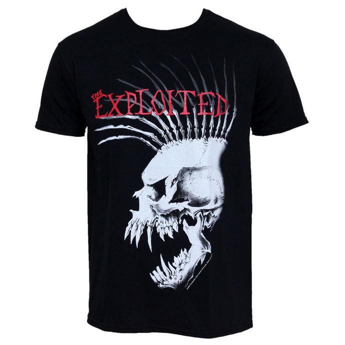 tričko pánské The Exploited - Bastard Skull - ST0855