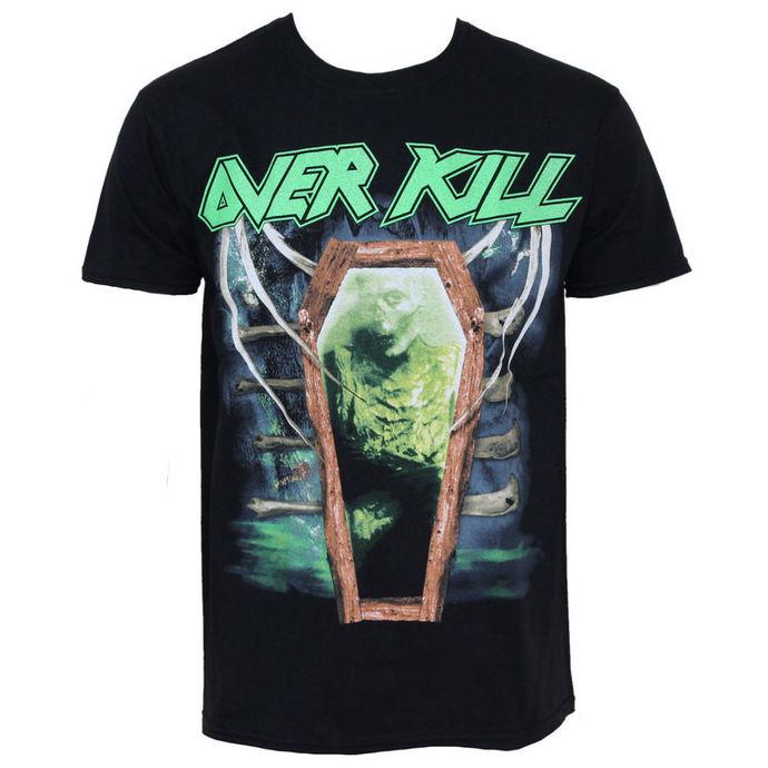 tričko pánské Overkill - Fuck You - RAZAMATAZ