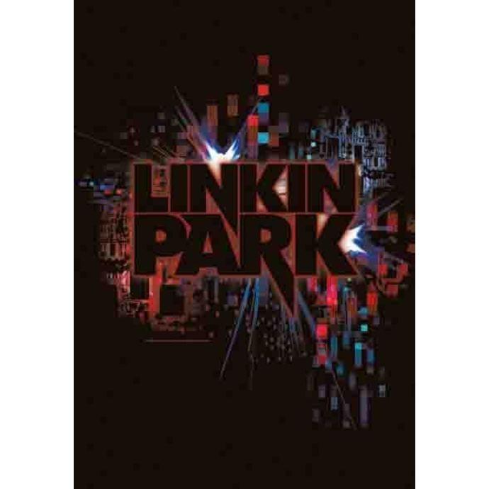 vlajka Linkin Park - Short Circuit