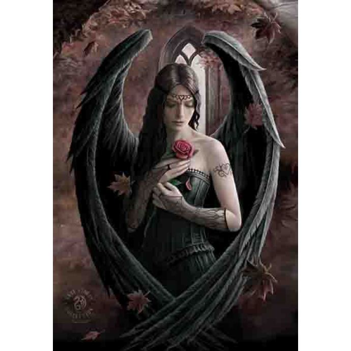 vlajka Anne Stokes - Angel Rose