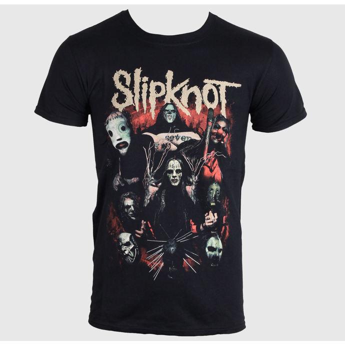 tričko pánské Slipknot - Come Play Dying - BRAVADO EU