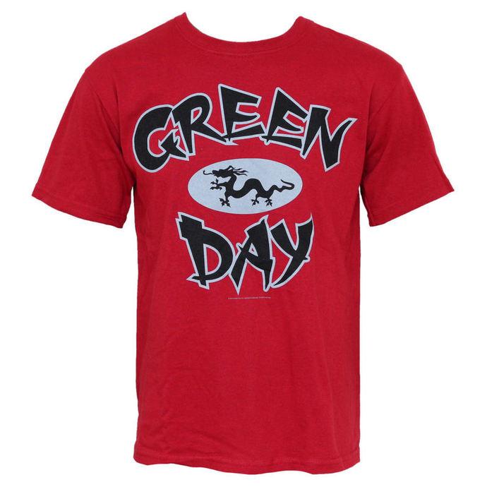 tričko pánské Green Day - Ghina Dragon - BRAVADO