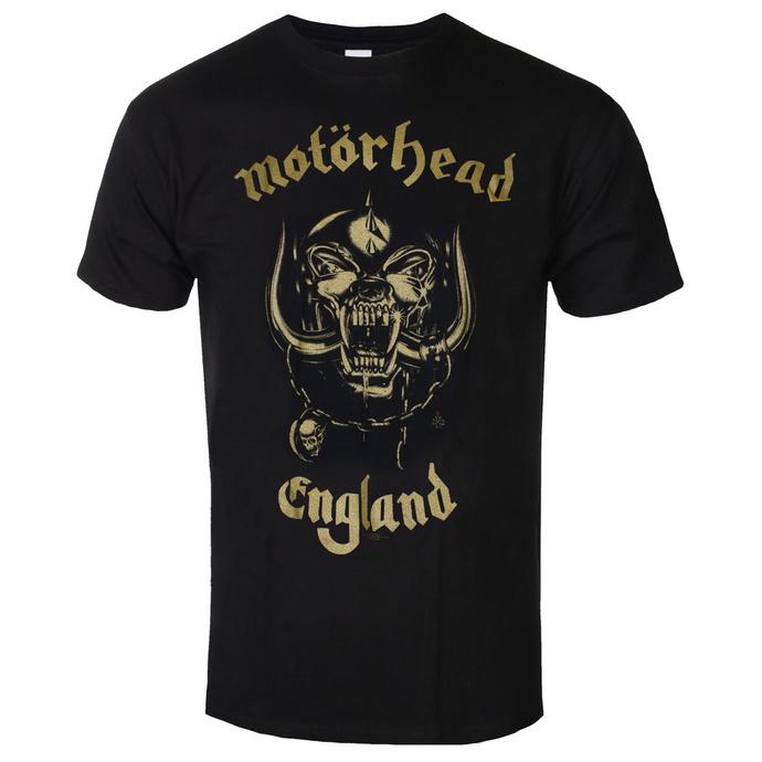 tričko pánské Motörhead - England Classic - ROCK OFF