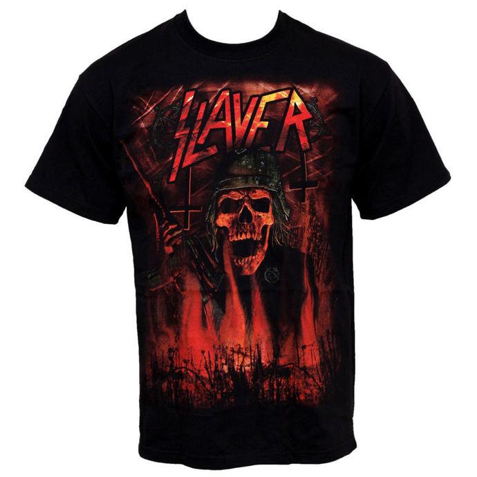 tričko pánské Slayer - Wehrmacht - ROCK OFF