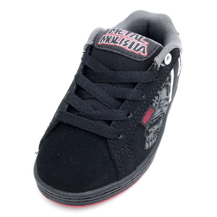 boty dětské ETNIES - Kids Metal Mulisha Fader
