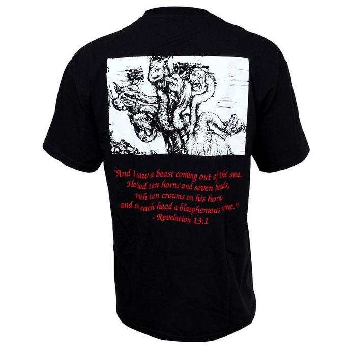 tričko pánské Emperor - Wrath Of The Tyrants - PLASTIC HEAD