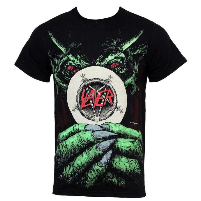 tričko pánské Slayer - Root Of All Evil - ROCK OFF
